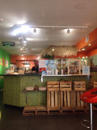 Guarapo Organic Juice bar