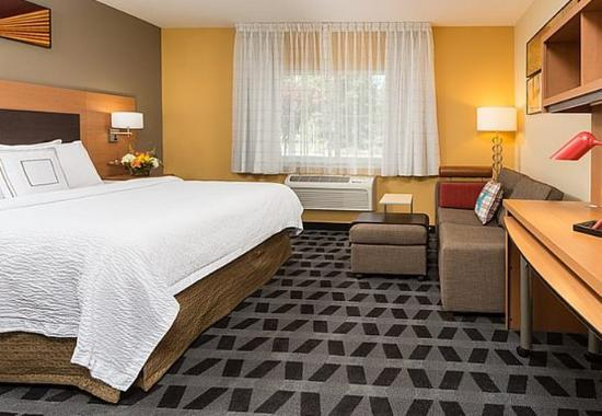 TownePlace Suites New Orleans Harvey/West Bank: How spacious!
