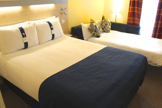 Stansted Mountfitchet, UK: Double Bed Guest Room