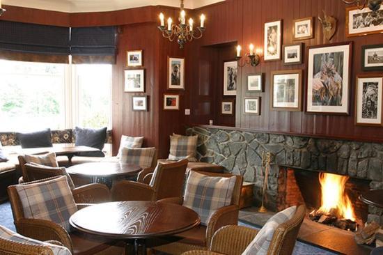 Grantown-on-Spey, UK: The Craiglynne Hotel Bar