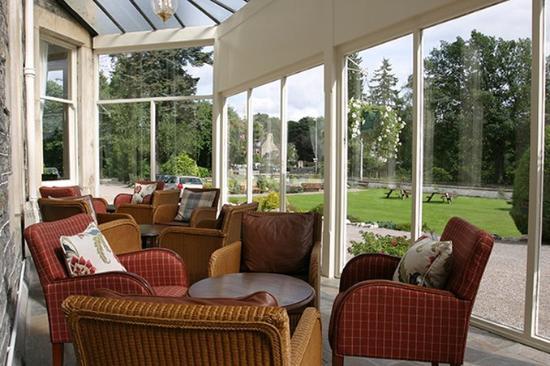Grantown-on-Spey, UK: The Craiglynne Hotel Grantown On Spey Sun Room