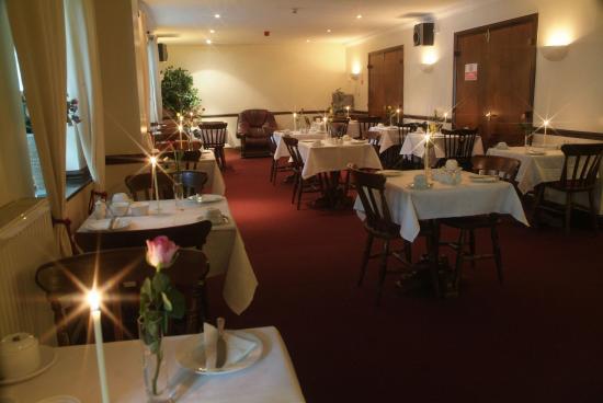 Horley, UK: Dinning Room