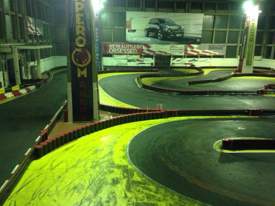Karting Arena Zagreb : Great fun!! Superb for team building and evenig entertainment. Best spent time in Zagreb! Take t