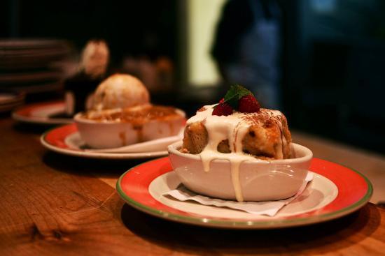 delicious bread pudding picture of copper canyon grill silver rh tripadvisor com