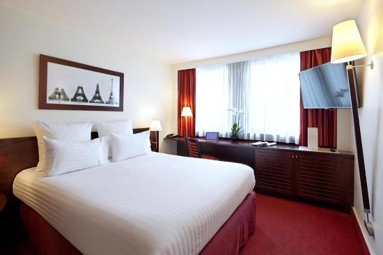 Hotel Catalogne Paris Gare Montparnasse: Double room