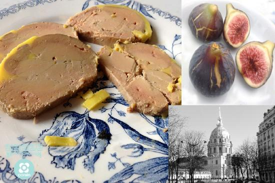 Meudon, Francia: Marie Francoise flavors oorain 9