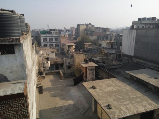 Hotel Sohi Residency: View from rooftop