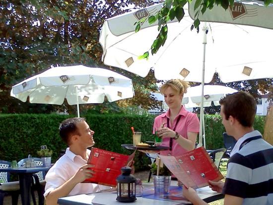 Chambray-Les-Tours, ฝรั่งเศส: Restaurant