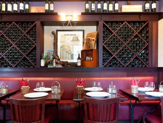 Merignac, Frankrike: Restaurant
