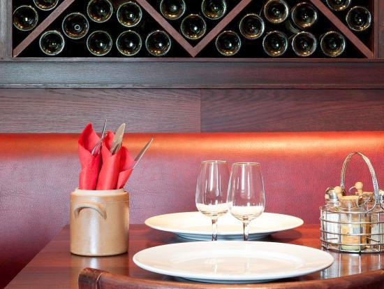 Merignac, Fransa: Restaurant
