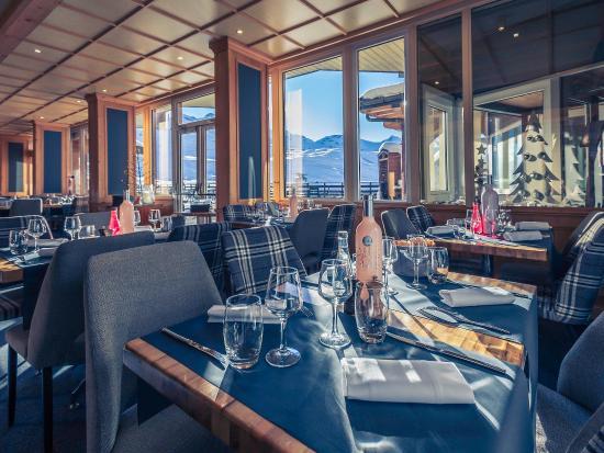Val Thorens, Francia: Restaurant