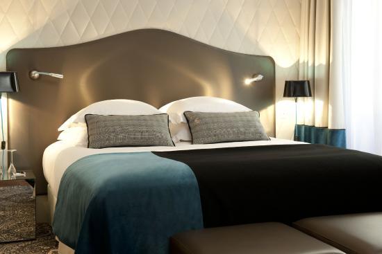 Hotel Edouard 7: Room at Edouard 7 Hotel Paris