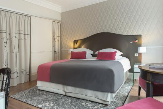 โรงแรมเอดูวาร์ด 7: Superior Room 3rd Floor at Edouard 7 Hotel Paris