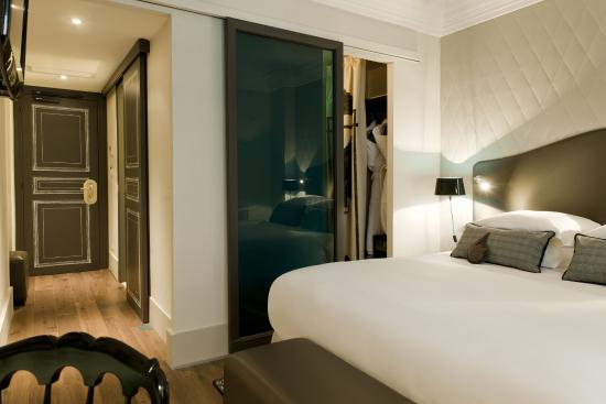 Hotel Edouard 7: Classic Standard Room at Edouard 7 Hotel Paris