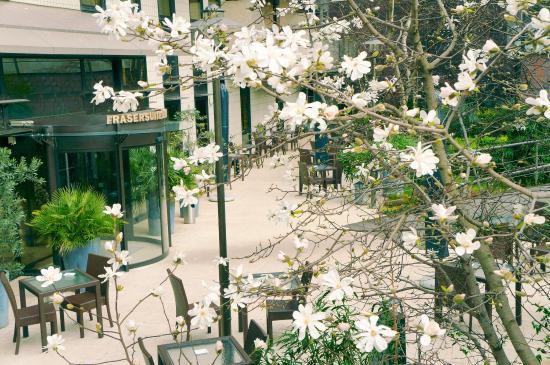 كوربفوا, فرنسا: Garden