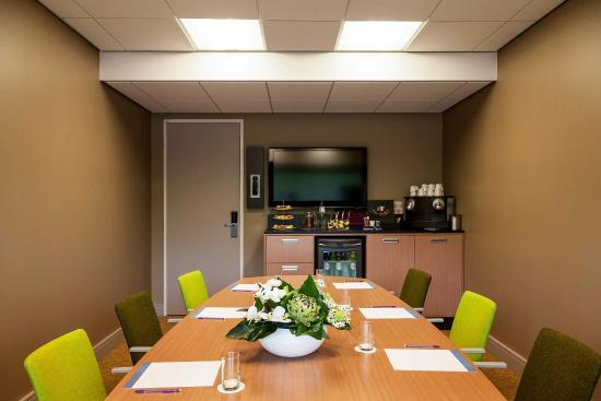 Novotel Amsterdam City: Meeting Room