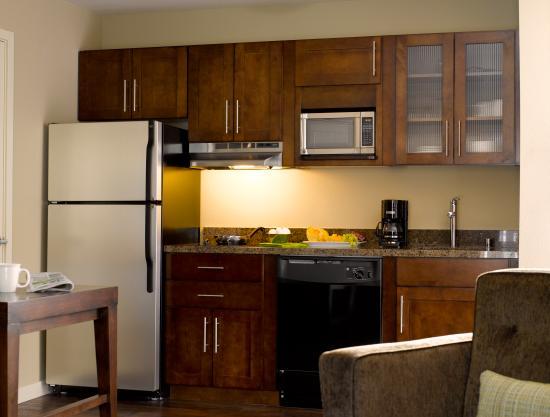Redmond, WA: Kitchen