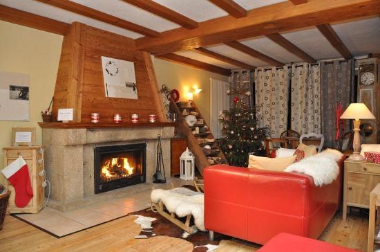 Champery, Suiza: Lounge