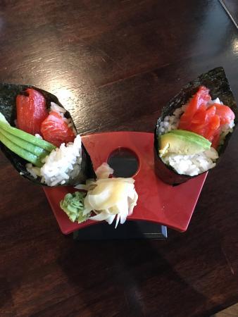 Μπέρναμπι, Καναδάς: Sushi S Japanese Restaurant