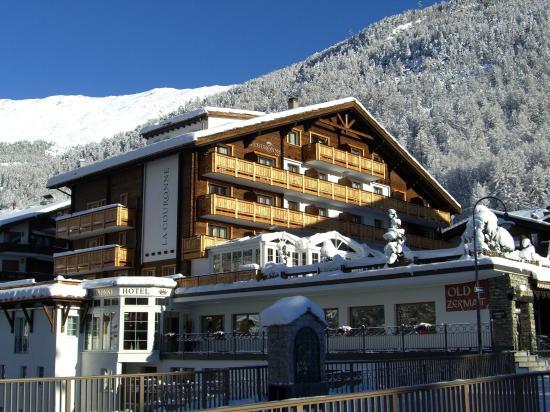 Photo of Hotel La Couronne Zermatt