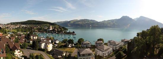 Spiez, Sveits: Exterior