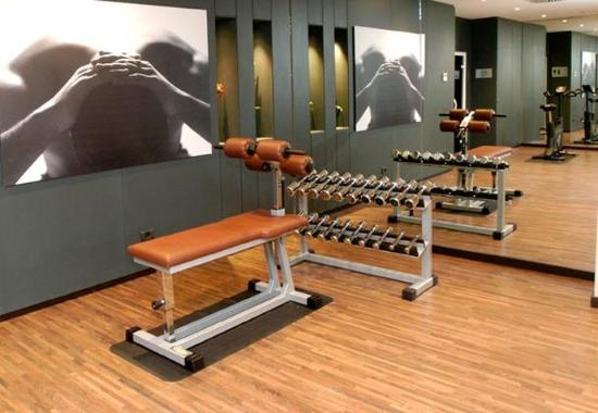 Elda, Spanyol: Fitness Centre
