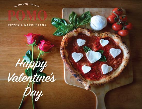 Gilbert, AZ: Valentine's Day Pizza