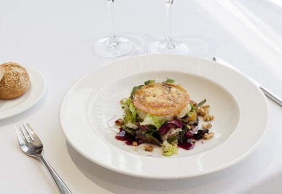 Pozuelo de Alarcón, España: Tempo Restaurant - Appetizer