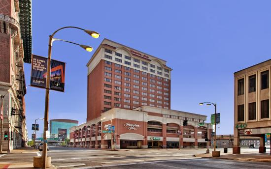 hampton inn st louis downtown at the gateway arch 134 1 9 7 rh tripadvisor com