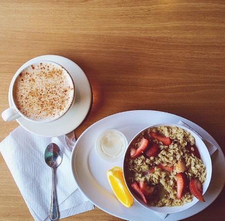 Red Bluff, CA: Hot Oatmeal
