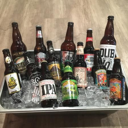 Red Bluff, Californie : Selection of Beer