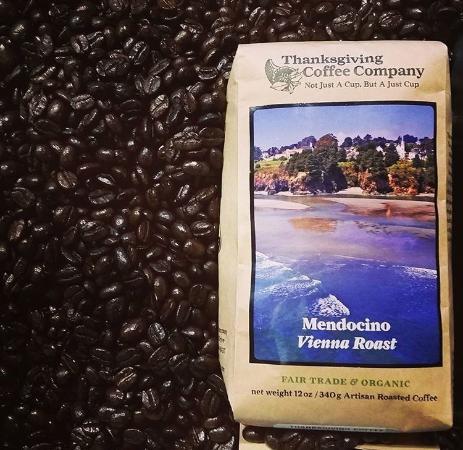 Red Bluff, CA: Organic Fair Trade Coffee