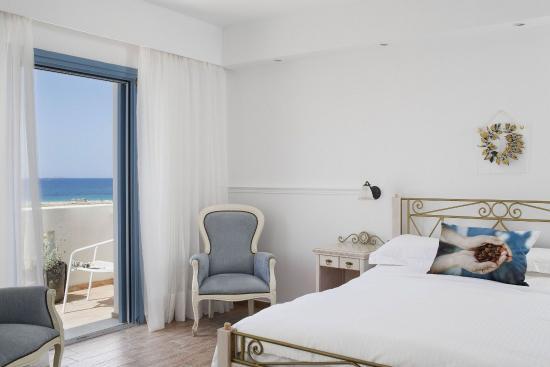 Agios Prokopios, Grecia: SEA VIEW SUITE WITH INDOOR JAC
