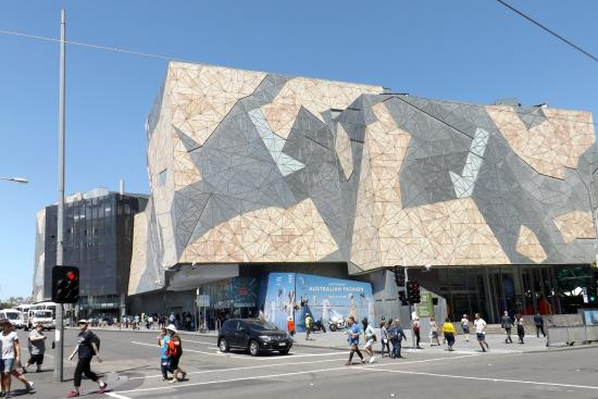 The Ian Potter Centre: NGV Australia