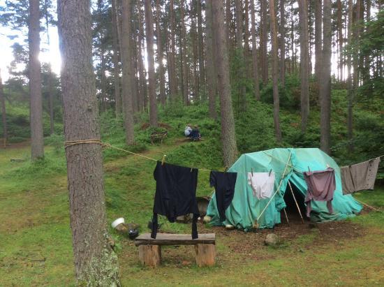 Newtonmore, UK: Drover camp