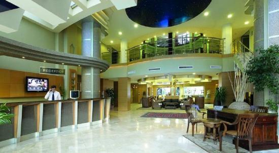 Grand Cettia Hotel: Lobby