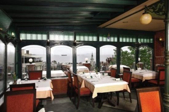 Sultanahmet Palace Hotel: Restaurant