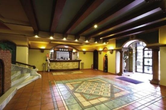 Sultanahmet Palace Hotel: Lobby