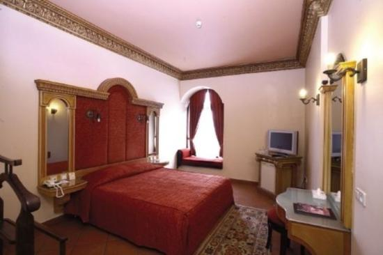Sultanahmet Palace Hotel: Double room