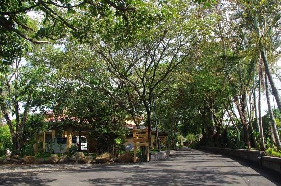 Hotel Robledal: Hotel Entrance