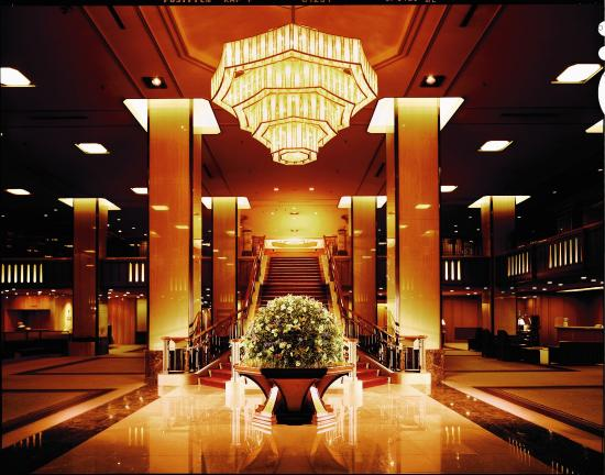 Imperial Hotel Tokyo: Lobby Overview