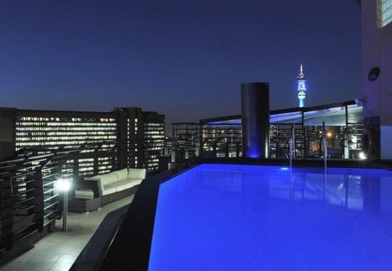Braamfontein, Güney Afrika: Outdoor Pool