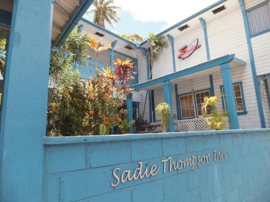 Sadie's by the Sea: Sadie Thomson Inn
