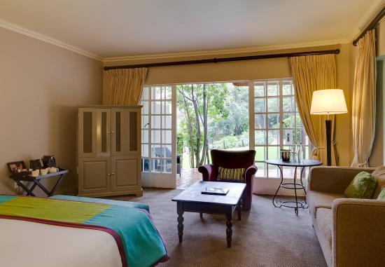 Magaliesburg, Sudáfrica: Superior Guest Room - Living Area