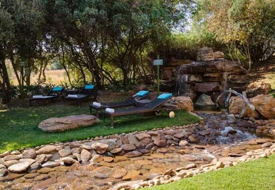Magaliesburg, Sydafrika: Reflexology Walkway
