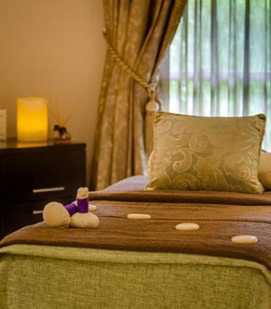Magaliesburg, Sydafrika: Mount Grace Spa - Treatment Room