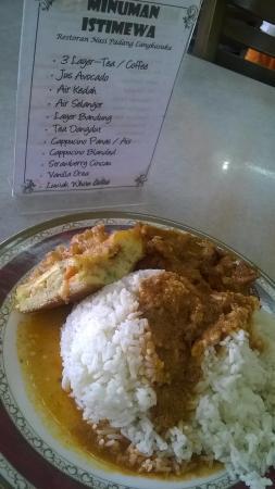 Restoran Nasi Padang Langkasuka