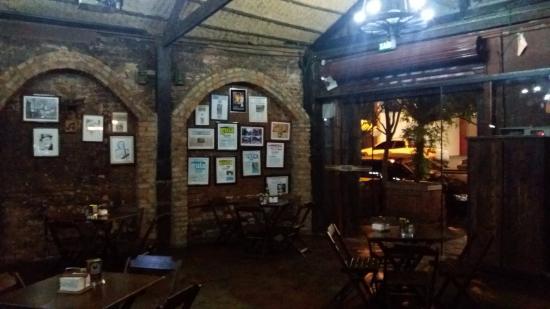 Olaria Bar: A casa em si é bastante agradável!