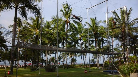 Club Med Bali: Trapeze Lessons (all included) from Experts