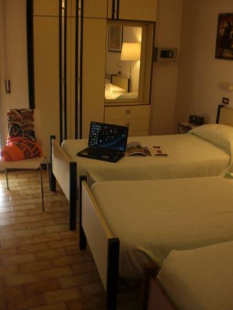 Castrocaro Terme e Terra del Sole, Italia: Triple Room
